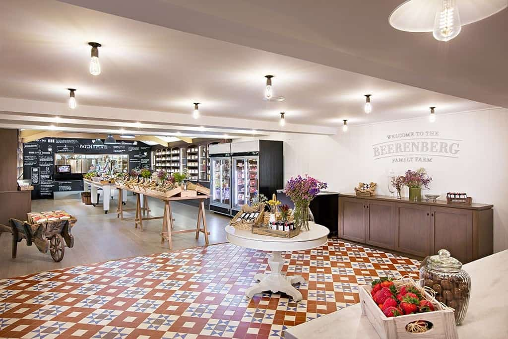 Beerenberg Farm Shop Interior Hahndorf South Australia