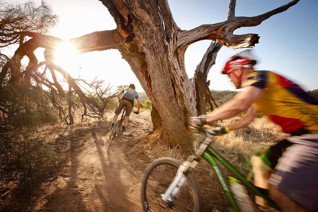 Craigburn Farm Mountain Bike Trails