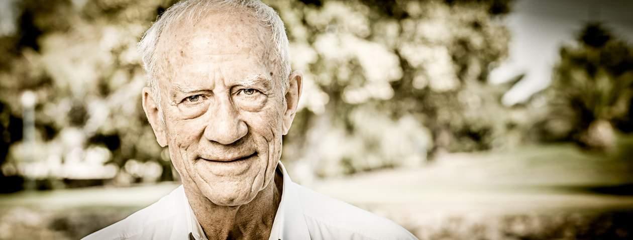 Sir Harold Marshall Corporate Portrait