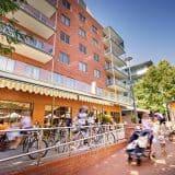 Heart Foundation Density Ebenezer Place Adelaide
