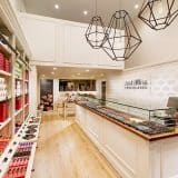 Just Bliss Chocolates Rundle Mall Shop Interior