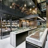 Koko Black Chocolate Salon Rundle Mall Adelaide Front Counter