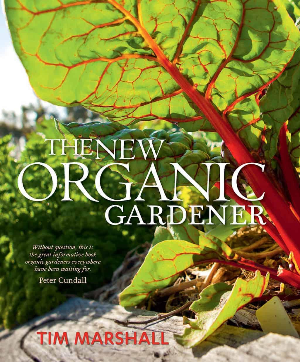 The New Organic Gardener Book Cover