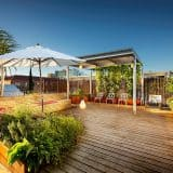 Oxigen Landscape Architects Roof Top Garden