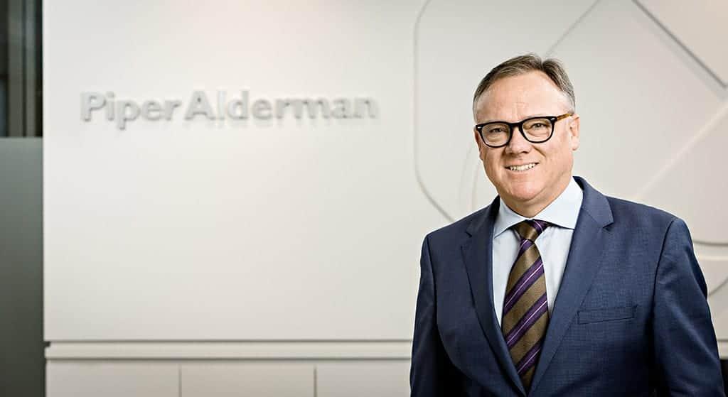 Piper Alderman Corporate Portrait