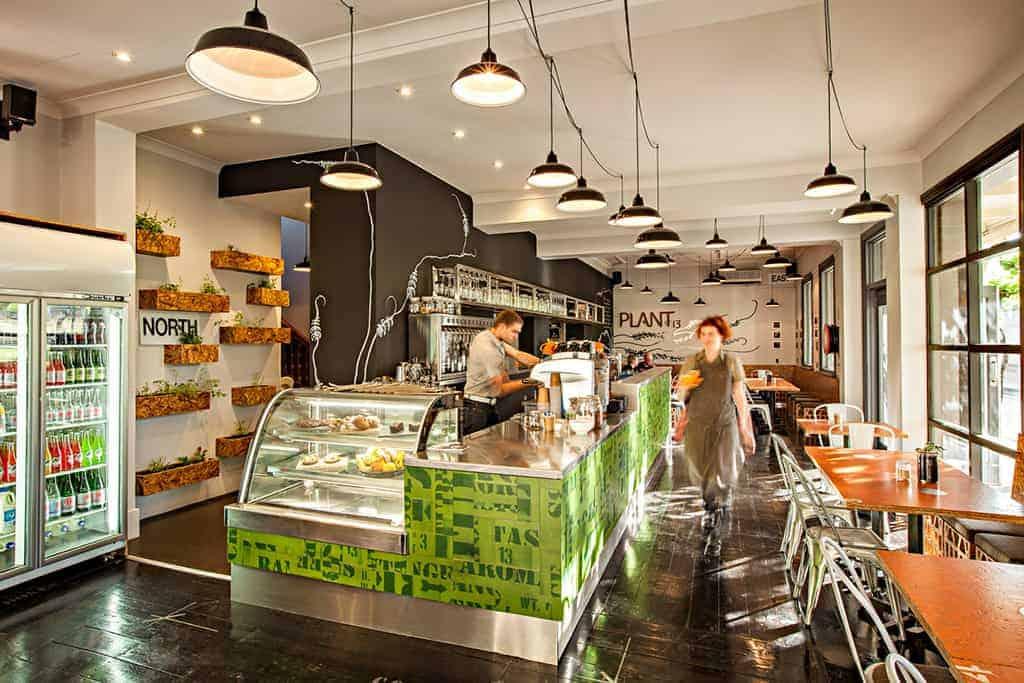 Plant 13 Cafe Adelaide