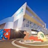 SA Aquatic & Leisure Centre Exterior