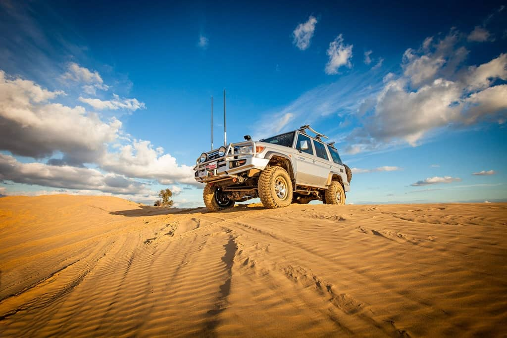 Toyota Landcruiser 76 Series Peake South Australia
