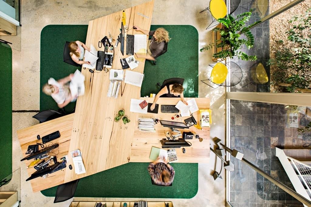WAX Design Office interior Adelaide
