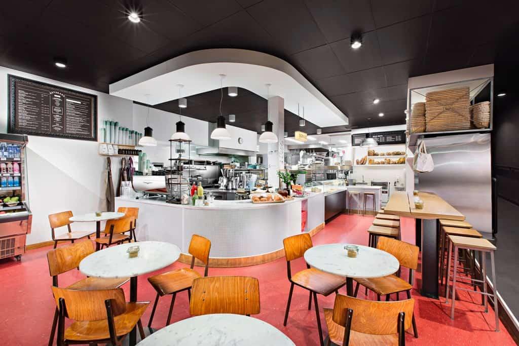 Market Street Adelaide Interior