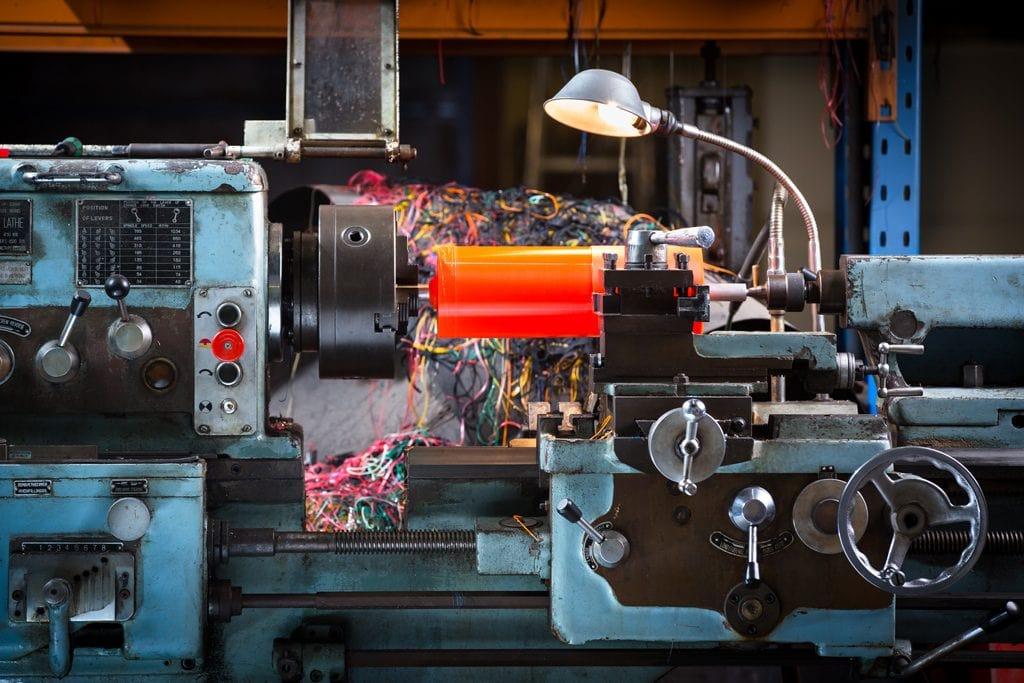 Technical Urethanes Machine