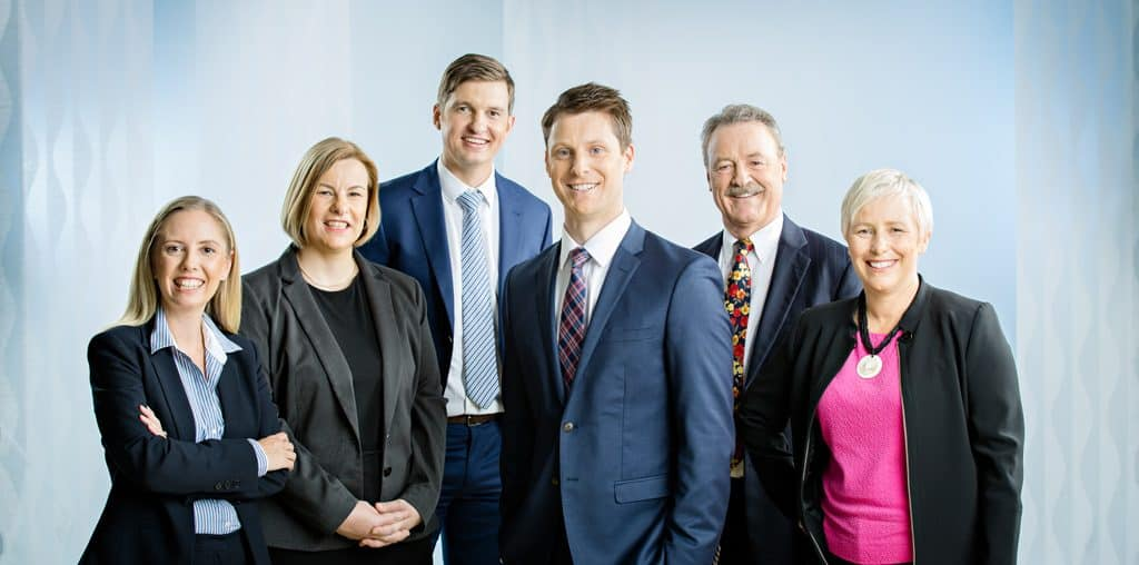 Wotherspoon Advisors Corporate Group Portrait