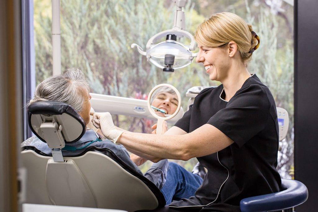 Shepherds Hill Dental Hygiene Commercial Photographer Adelaide
