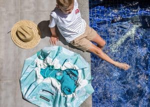 Pouch Australia Aqua Pouch by Pool Commercial Photographer Adelaide