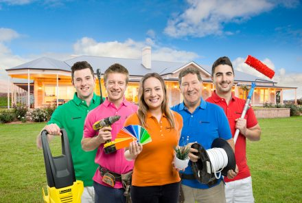 Maintenance Australia Team Hero Commercial Photography Adelaide