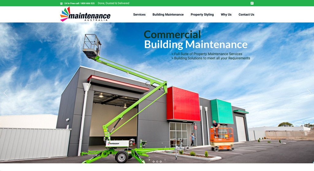 Maintenance Australia Building Maintenance Commercial Photography Adelaide