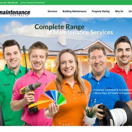 Maintenance Australia Building Services