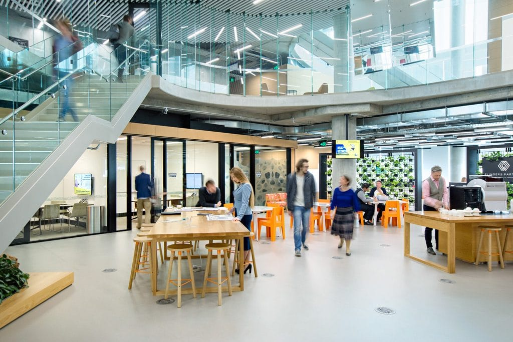 Tonsley Innovation District Engineering Commercial Photographer Adelaide