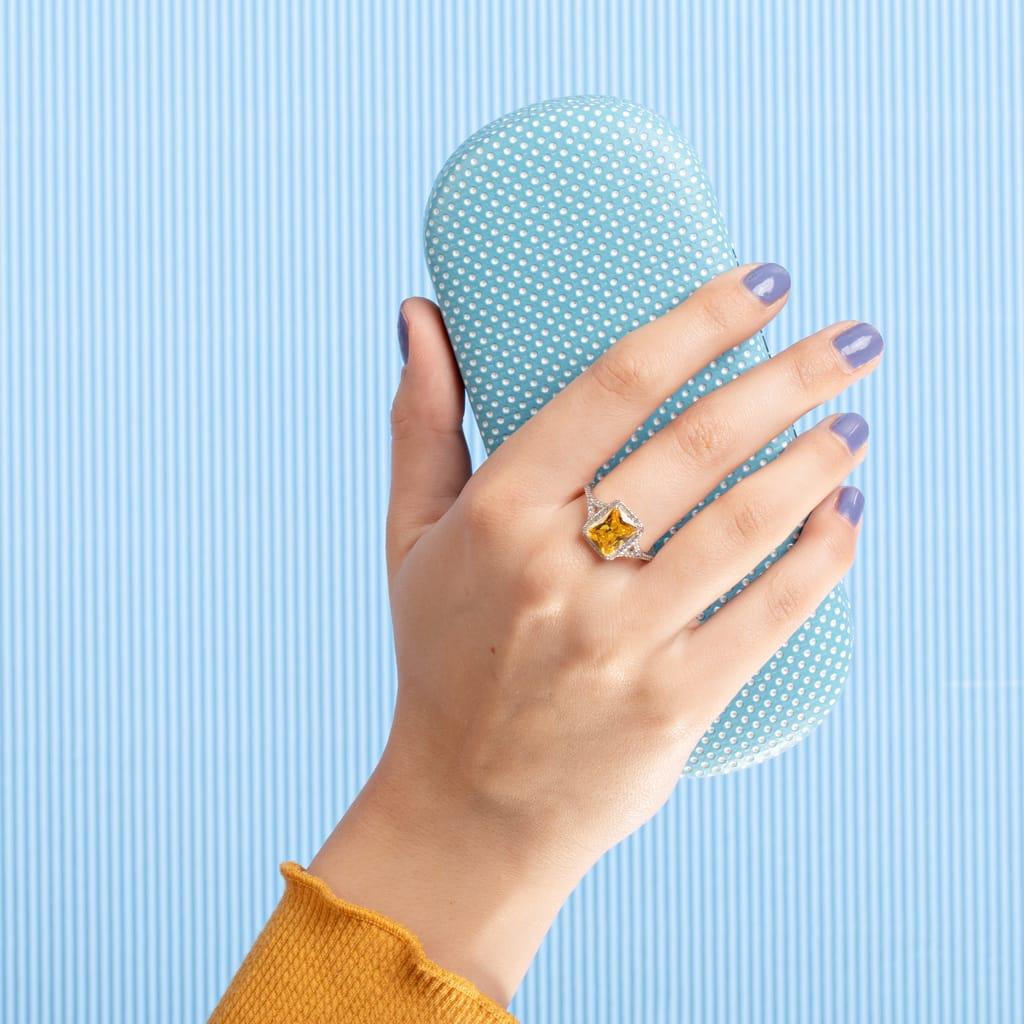 Royal Essence Blue Commercial Photographer