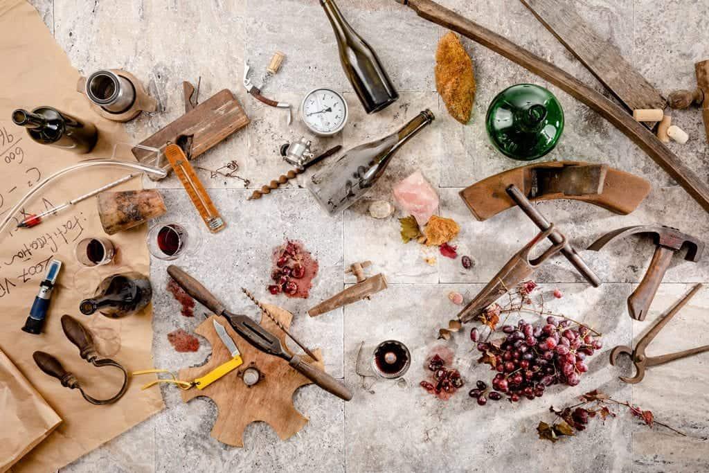 Wine Maker Commercial Photographer Adelaide