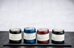 Smelly Cheese Product Lineup Commercial Photographer