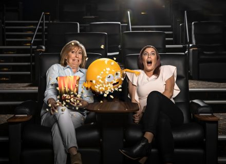 EVENT CINEMA Simply Energy Horror Advertising Photographer