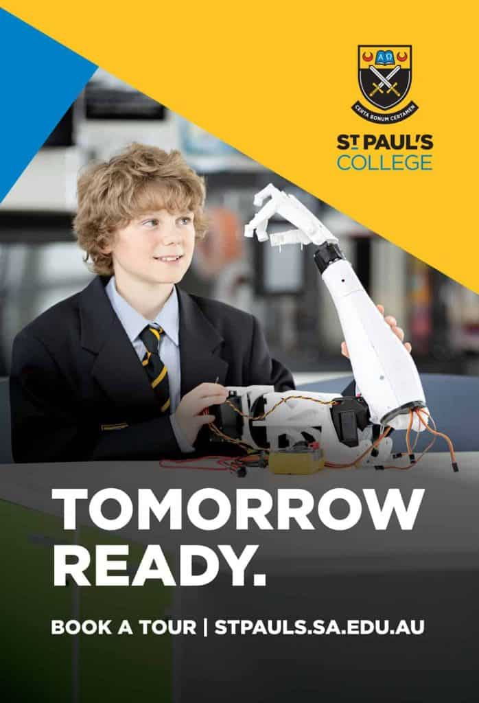 St Paul's College Advertising Photographer