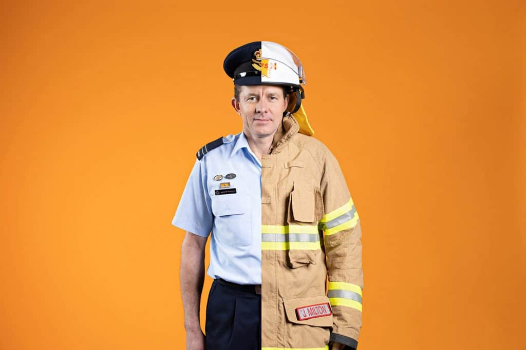 CFS Volunteer Adelaide