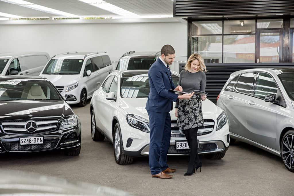 Mercedes Benz Advertising Photographer