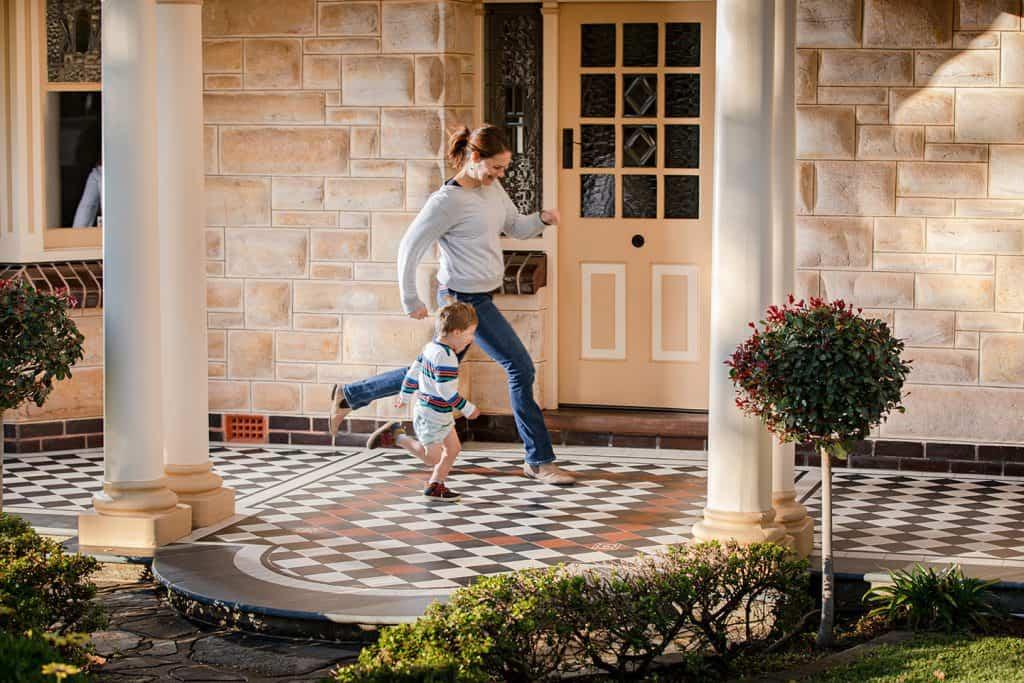 Tessellated Tiles Lifestyle Photographer