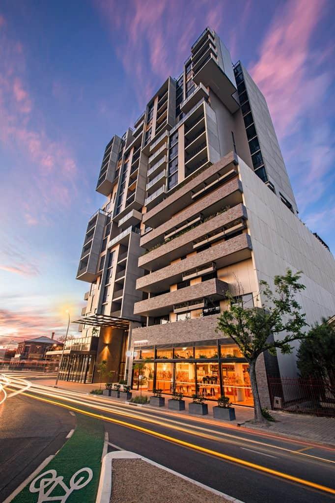Bohem Building Architecture Photographer