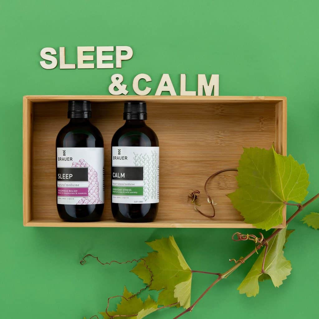 Brauer Flat Lay Sleep & Calm Advertising Photographer