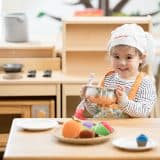 Early Learning Centre Cooking Advertising Photographer
