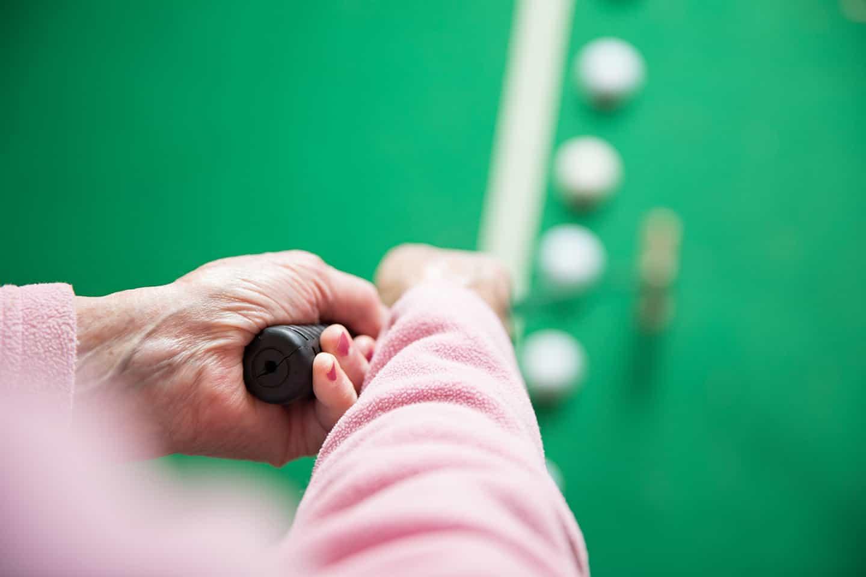 Nursing Home Activities Commercial Photographer