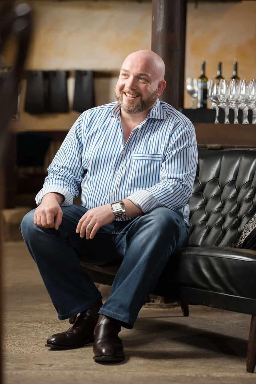 Wineworks Australia Casual Portrait Advertising Photographer